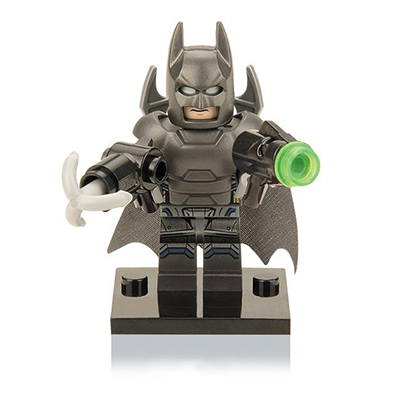 DC Armored Batman